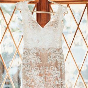 BHLDN Milano Wedding Gown